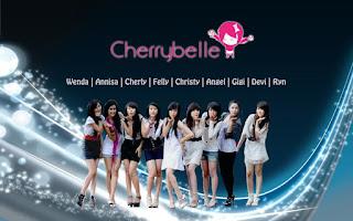Lirik+Video Cherry Belle - Dilema (Lyric)