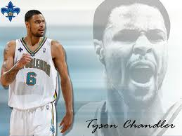 Tyson Chandler Dallas Mavericks Dallas Mavericks NBA Rookie of the Year