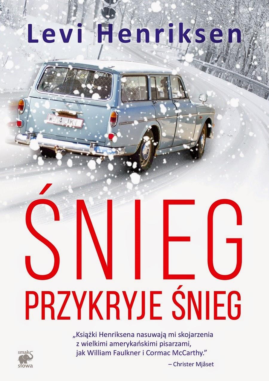 """""""Śnieg przykryje śnieg"""" – Levi Henriksen"""