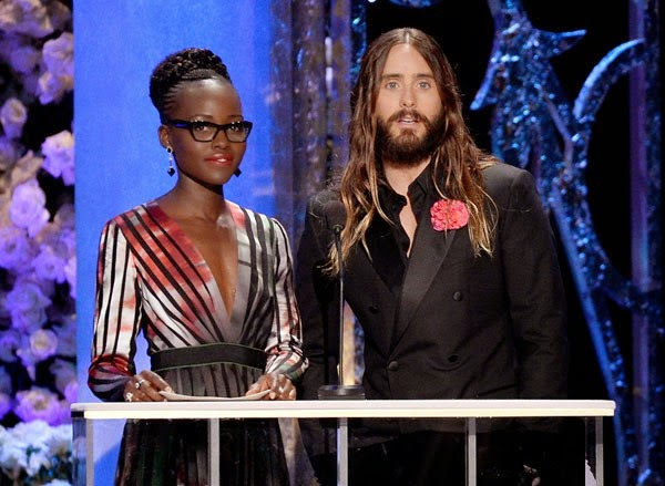 Lupita nyongo dating jared leto, kelly clarksons ass pics