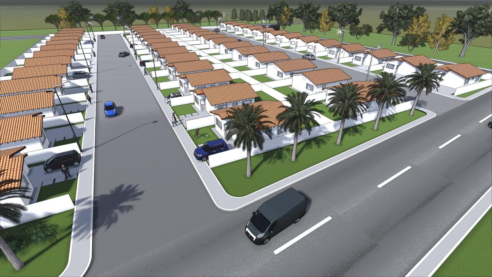 modelo projeto de Valparaíso de goias condomínio agenval #8A5E41 1600 900