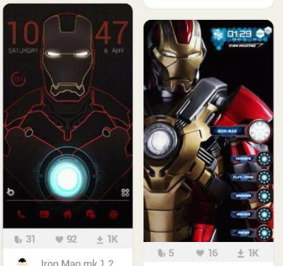 Buzz Launcher, Cara Cepat Bikin Tampilan Android Menjadi Keren