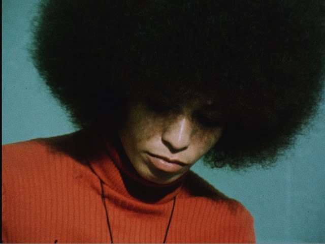Angela Davis in Black Power Mixtape