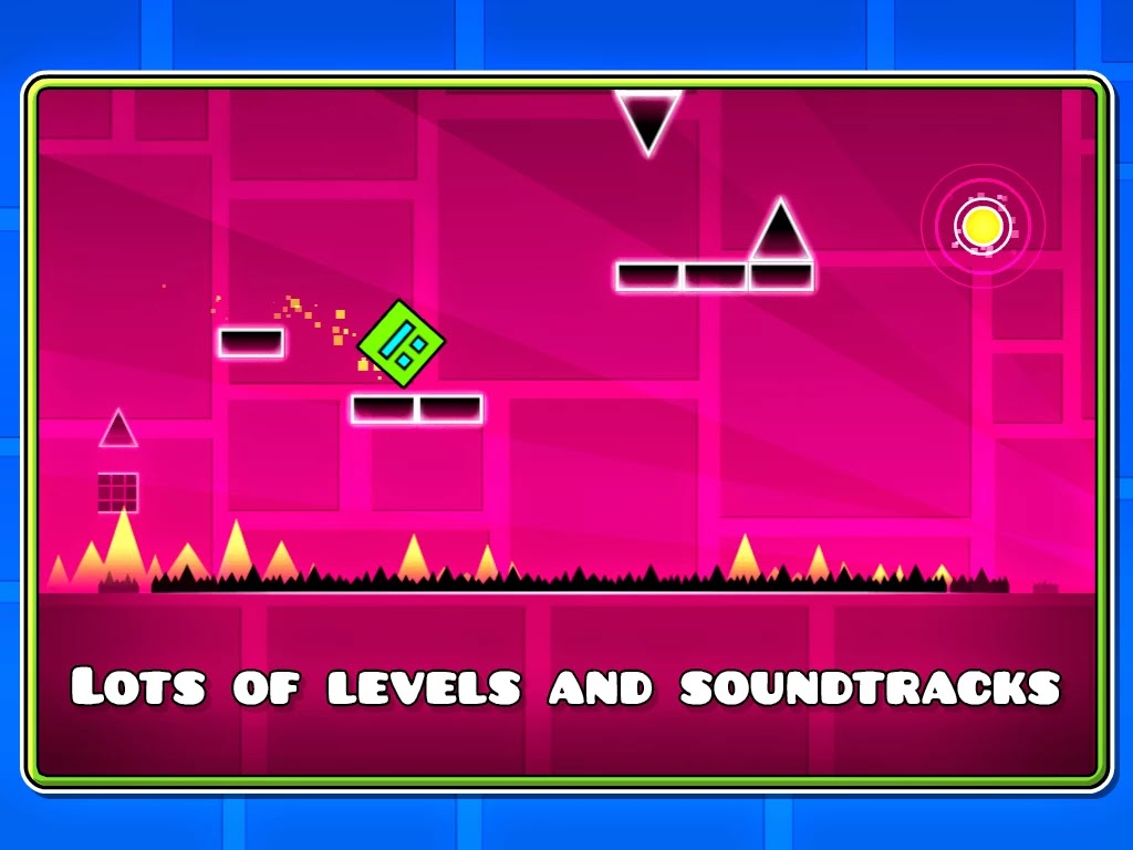 Geometry Dash v1.70 APKMANIA