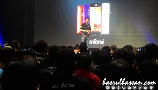 Spec dan harga rasmi Zenfone 2 Malaysia