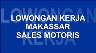 Lowongan Kerja Sales Motoris