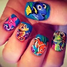 Fashion Ideas Character Nail Designs Soo Cute