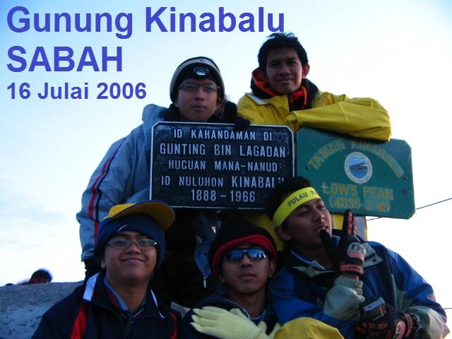 Gunung Kinabalu, SABAH 2006