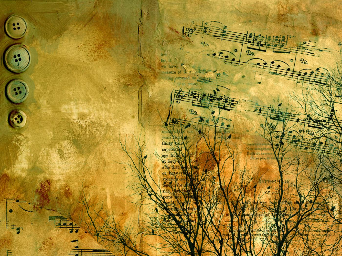 Music Wallpaper: Music Notes Wallpapers