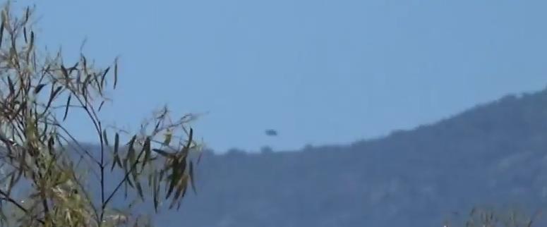 ΑΤΙΑ πάνω από την Αττική! (Βίντεο)