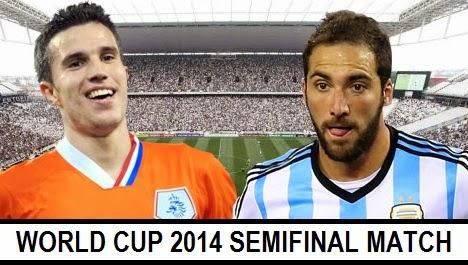 Prediksi Semifinal Belanda Vs Argentina