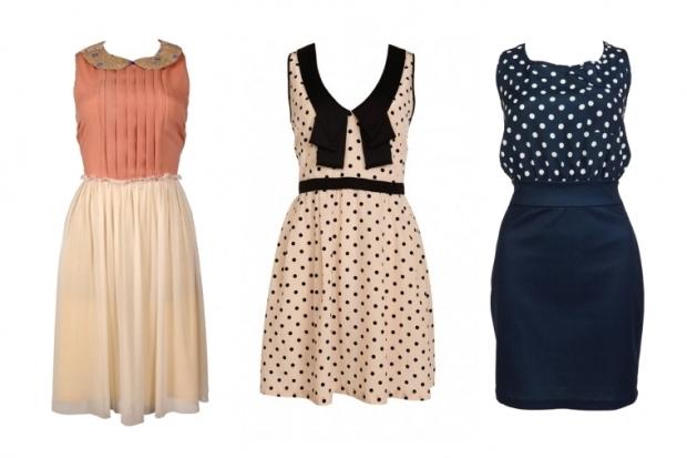 Trends: Forever 21 dresses 2012