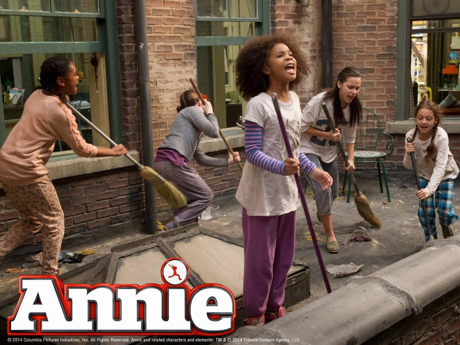 Annie The Movie 2014 Cast annie 2014 release date, cast & news: should ...