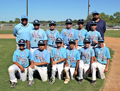 2nd Place - 12U McAllister Park American Super Series Tournament, Oct 2011