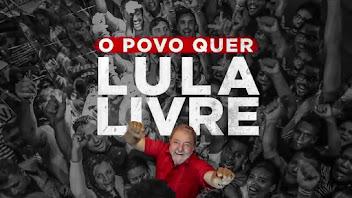 BRÉSIL. «LULA, GUERRIER DU PEUPLE BRÉSILIEN», PART EN CAMPAGNE
