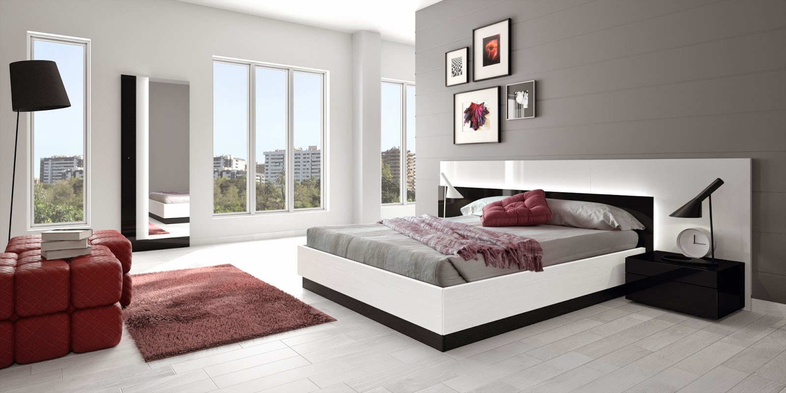 Modern Style Bedroom Sets The Simplicity Connected With Modern Bedroom Furniture Bedroom