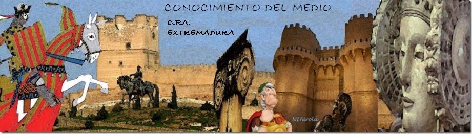 Conocimiento del Medio C.R.A. Extremadura