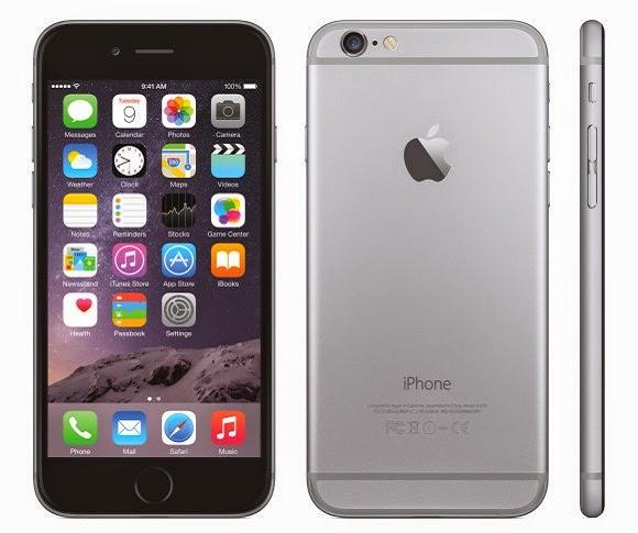 مواصفات ايفون iPhone 6 بنظام ios