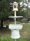 New Bird Feeder/Bath