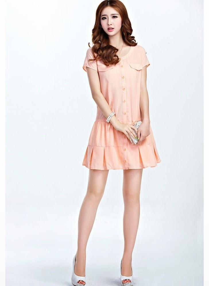 short sleeve dress beautiful and cute semi formal dresses
