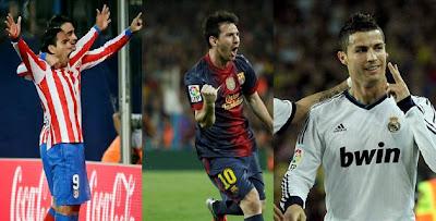 Nominados al mejor Jugador del año (World Soccer)