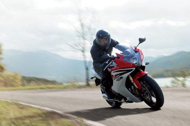 Honda CBR600F Review