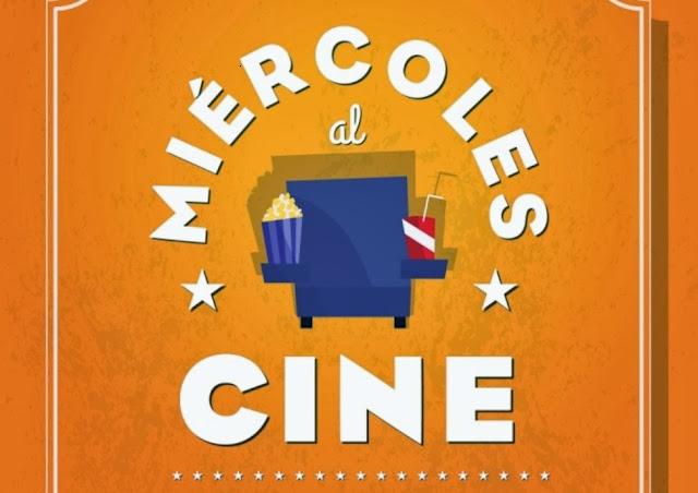 """Entradas a precios reducidos del 15 de enero al 15 de abril gracias a los """"Miércoles al Cine"""""""