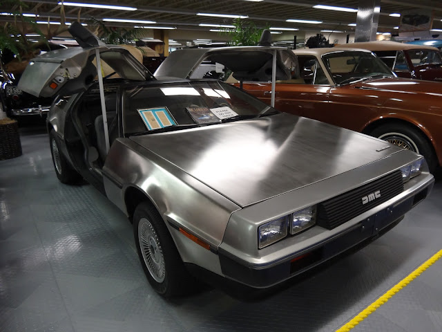 DeLorean DMC-12 1983