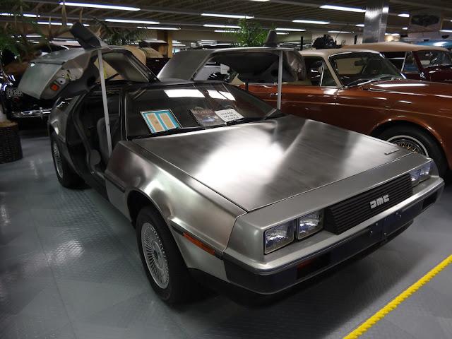 DeLorean DMC-12 1983
