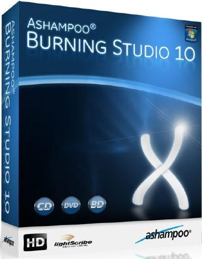 Ashampoo Burning Studio 10 10.0.11 Full Keygen - Mediafire