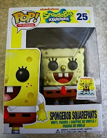 Funko Pop! SpongeBob SquarePants Metallic