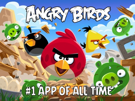 Download Angry Birds for iPhone, iPad and iPod for free
