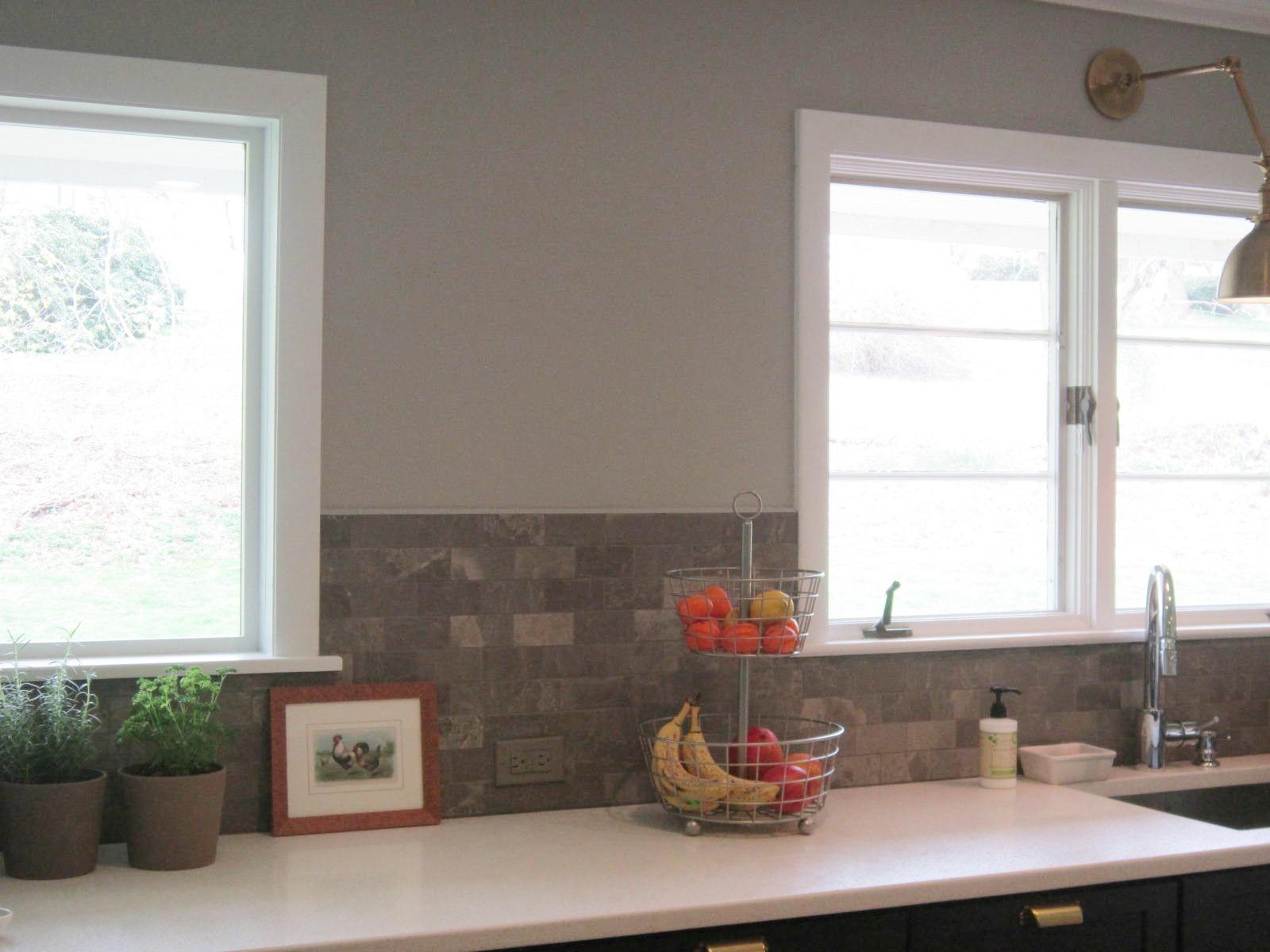 Design megillah art for the kitchen for Four blank walls