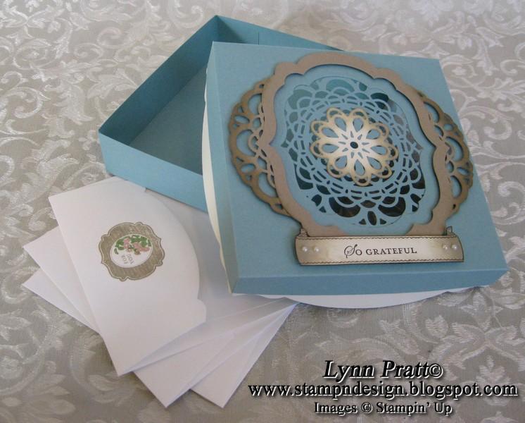 Stamp N Design Store Hidden Pocket Glider Card