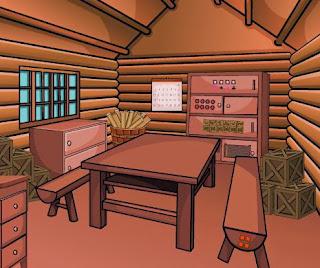 Juegos de escape online gratis Wood Room Escape
