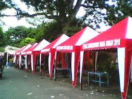 tenda caf | tenda bazar murah berkualitas