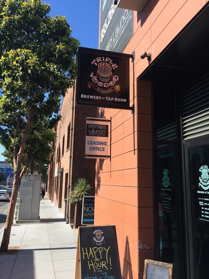 Triple Voodoo Brewing Co. - San Francisco, CA