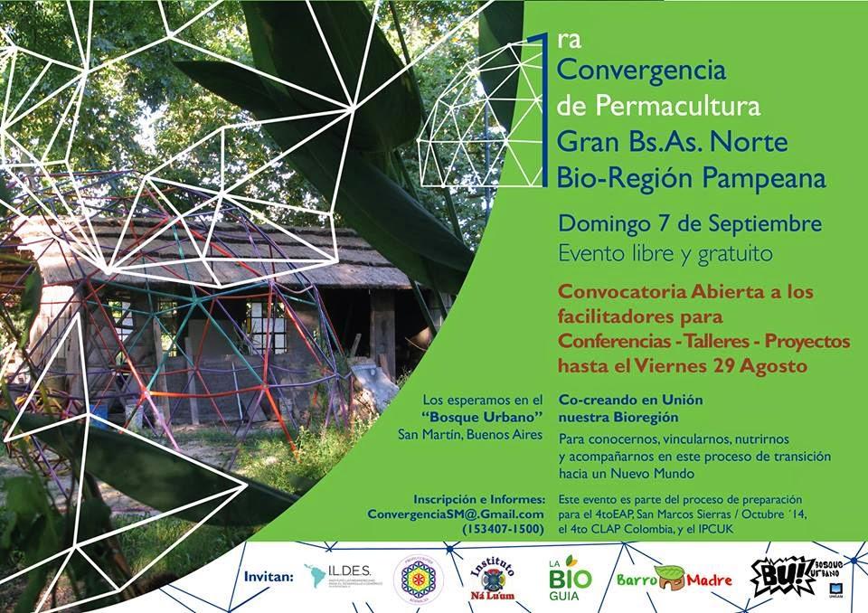 1ra Convergencia de Permacultura