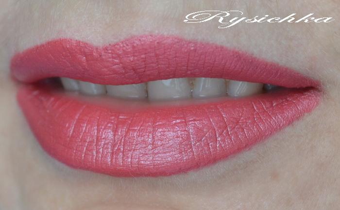 Rysichka: сатиновая помада для губ lumene raspberry miracle.