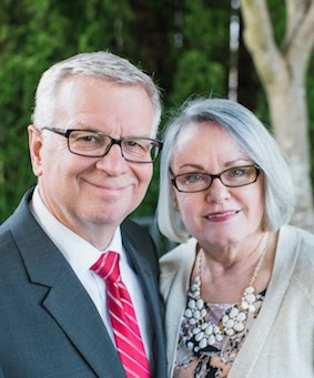 Alan & Stella Shumate