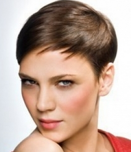 Hairstyles For Short Hair Clubbing : Fashion hairstyles women very short pictures
