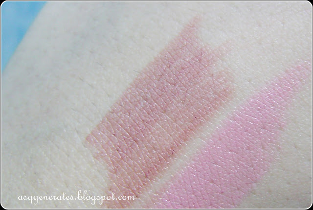 Impala Lip liner swatched