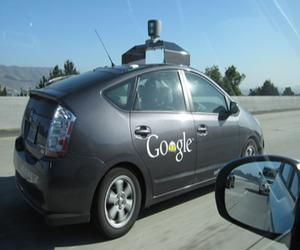 GOOGLE GETS UNITED STATES FIRST SELF DRIVEN CAR LICENCE