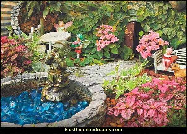 Fairy Garden Design Garden ideas and garden design