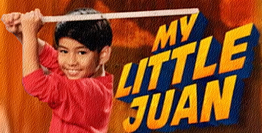 Izzy Canillo topbills 'My Little Juan'