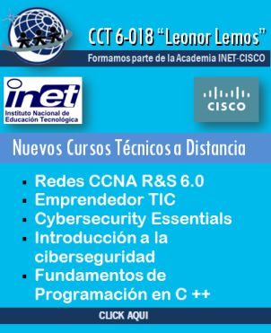 Academia INET-Cisco
