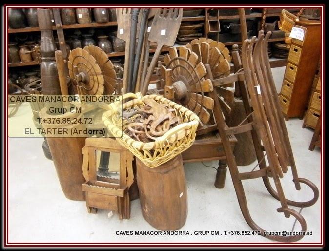 Trineos de madera esquis de madera antiguos caves for Trineo madera decoracion