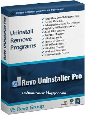 Revo Uninstaller Pro 3.0.5 Download