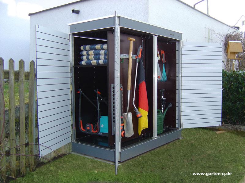 Garten q moderne gartenh user gartenschr nke - Was kostet eine baugenehmigung fur ein gartenhaus ...