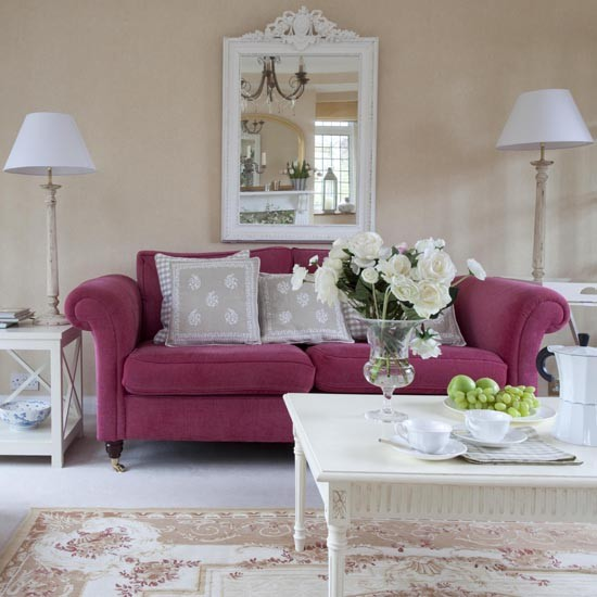 New home interior design be inspired by this elegant for Decorating 1930s house